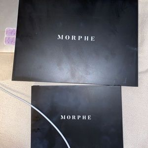 morphe eyeshadow bundle